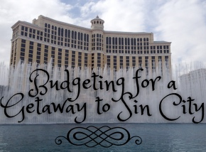 Terrain Takes Vegas! Budgeting for a Getaway to Sin City