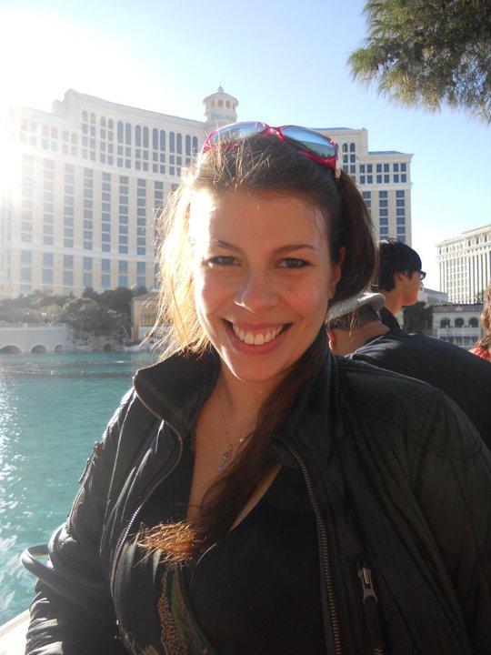 Me in Las Vegas