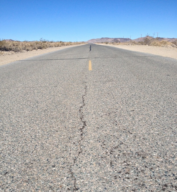 Highway to Death Valley