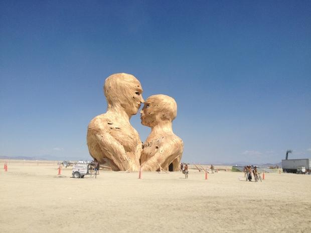 Embrace Burning Man