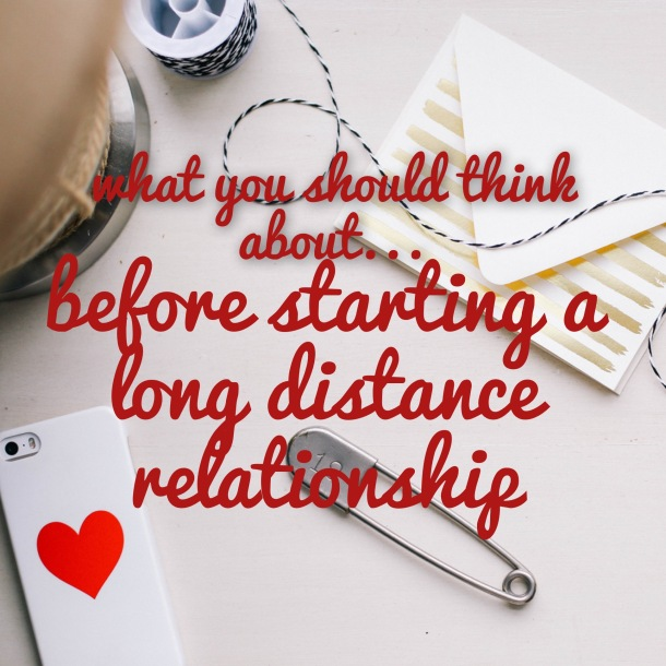 What you should think about before starting a LDR