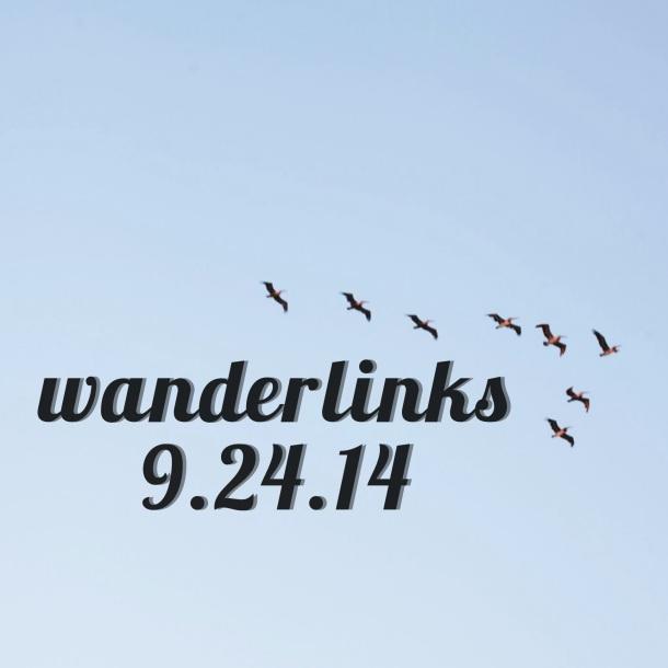 wanderlinks 9.24.14