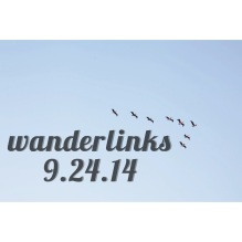 Wanderlinks 9.24.14