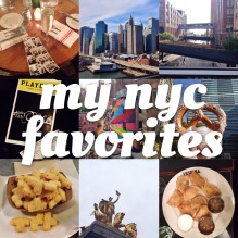 Rediscovering NYC: My 9 Favorites in the Big Apple