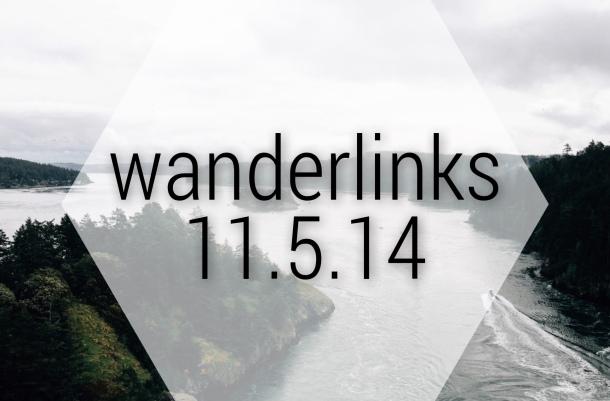 Wanderlinks 11.5.14