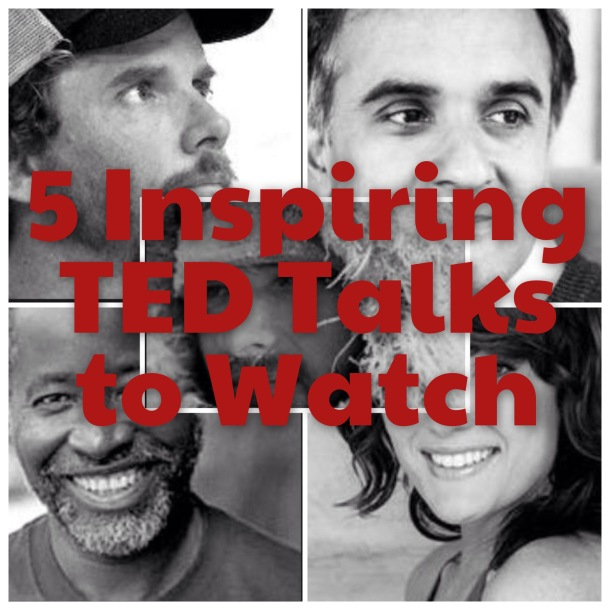 5 Inspiring TED Talks to Watch: Holiday Edition