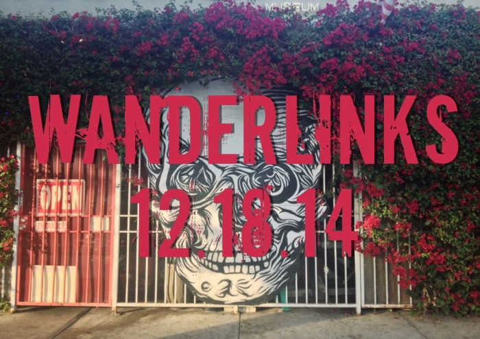 Wanderlinks 12.18.14