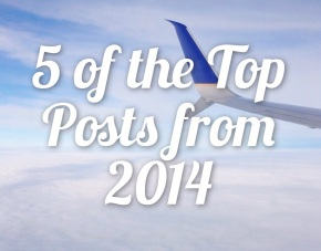 5 of the Top Tremendous Times Posts from 2014