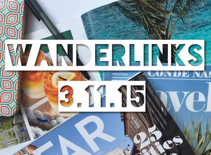 Wanderlinks 3.11.15