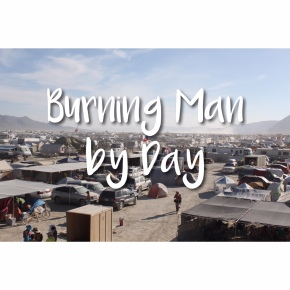 Photoset: Burning Man by Day