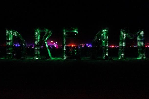 Dream at Burning Man