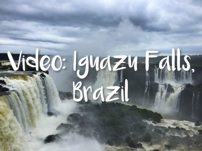 Video: Iguazu Falls, Brazil